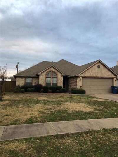 Seagoville Single Family Home Active Option Contract: 1207 Shadybrook Lane