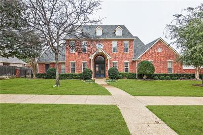 Colleyville Single Family Home Active Option Contract: 2806 Edgewood Lane