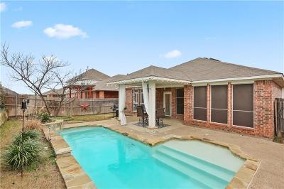 Fort Worth Single Family Home For Sale: 4020 Petersburg Drive