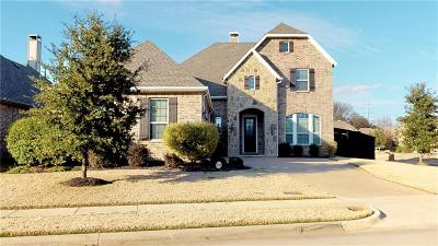 Euless Single Family Home For Sale: 1000 Lost Valley Drive