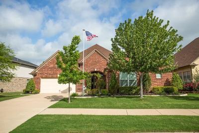 Denton Single Family Home For Sale: 9908 Crestridge Drive