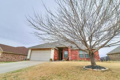 Weatherford Single Family Home For Sale: 140 Redbud Lane