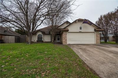 Single Family Home For Sale: 6805 Red Fox Trail