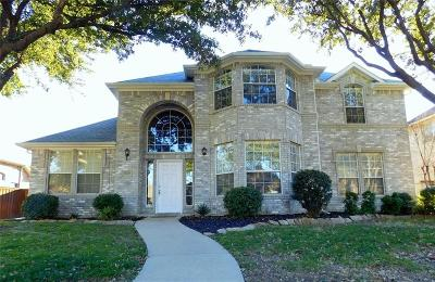 Denton County Single Family Home For Sale: 3705 Meadow Run