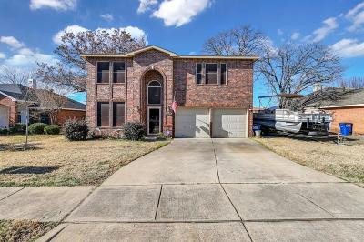 Corinth TX Single Family Home For Sale: $279,900