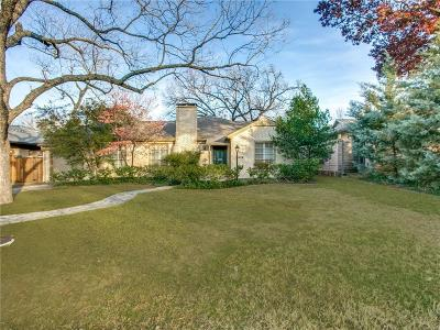 Dallas County Single Family Home For Sale: 5048 Horseshoe Trail