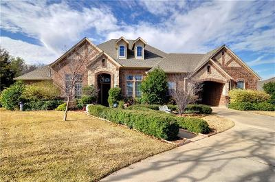 Burleson Single Family Home Active Option Contract: 2424 Plantation Drive N