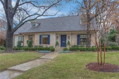 Fort Worth Single Family Home For Sale: 416 Eastwood Avenue