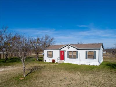 Stephenville Single Family Home For Sale: 1600 Wild Horse Lane