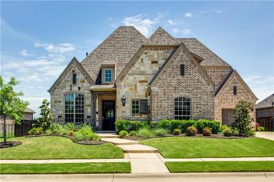 Prosper Single Family Home For Sale: 420 Columbia Court