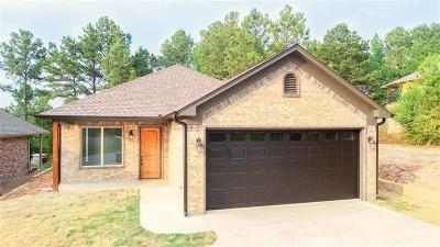 Longview Single Family Home Active Option Contract: 3422 Bill Owens Parkway