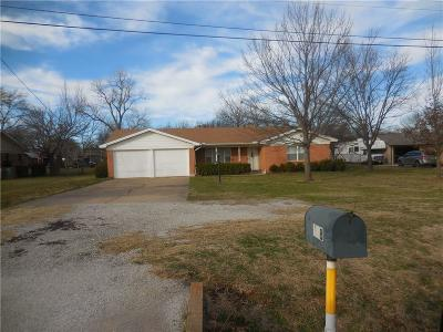 Crowley Single Family Home Active Option Contract: 708 Fm 1187 W