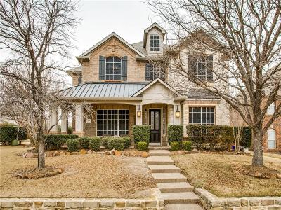 Allen Single Family Home Active Option Contract: 938 Falcon Drive