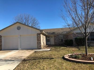 North Richland Hills Single Family Home For Sale: 5344 Colorado Court