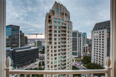 Dallas County Condo For Sale: 2525 N Pearl Street #1506