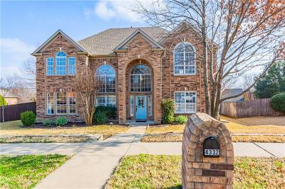 Plano Single Family Home For Sale: 4332 Lavaca Drive