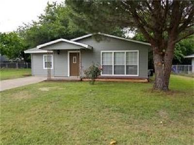 Irving Single Family Home For Sale: 3107 Raleigh Circle