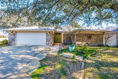 Dallas, Fort Worth Single Family Home For Sale: 15720 Wing Point Drive