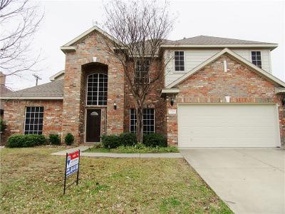 Little Elm Single Family Home For Sale: 2241 White Rock Lane