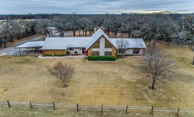 Granbury Single Family Home For Sale: 7101 Contrary Creek Road