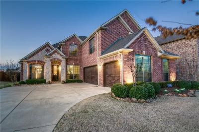 Keller Single Family Home For Sale: 1970 Lewis Crossing Drive