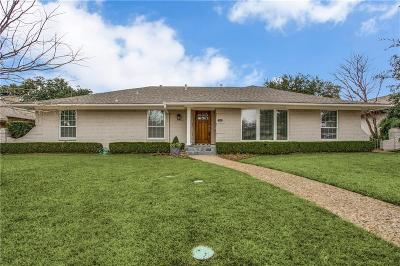 Dallas Single Family Home For Sale: 7048 Joyce Way