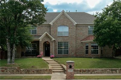 Keller Single Family Home For Sale: 1509 Highland Lakes Drive
