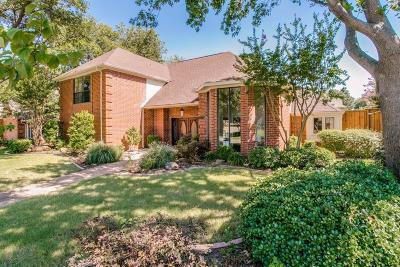 Plano Single Family Home For Sale: 3916 Davis Circle