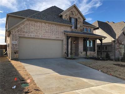 Princeton Single Family Home For Sale: 2109 Glorioso Lane