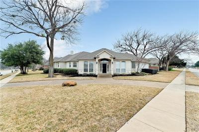 North Richland Hills Single Family Home Active Option Contract: 8329 Thornbird Drive