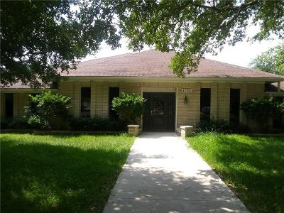 Garland Single Family Home For Sale: 1702 Dakota Drive