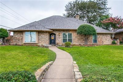 Single Family Home For Sale: 10101 Dove Trail Circle