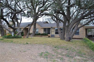 Comanche Single Family Home For Sale: 2450 Highway 2247