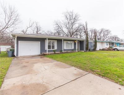 Richland Hills Single Family Home For Sale: 3106 Willow Park Street