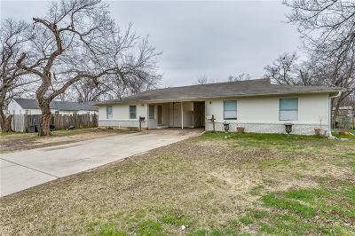 Tarrant County Multi Family Home Active Option Contract: 3235 Bewley Street