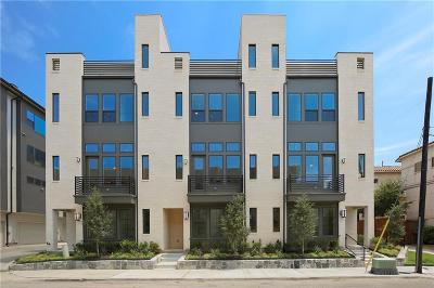 Dallas, Fort Worth Condo For Sale: 3200 Ross Avenue #42