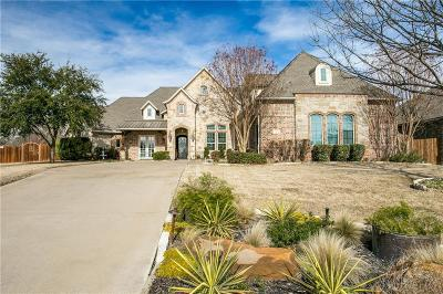 Waxahachie Single Family Home For Sale: 107 Water Garden Drive
