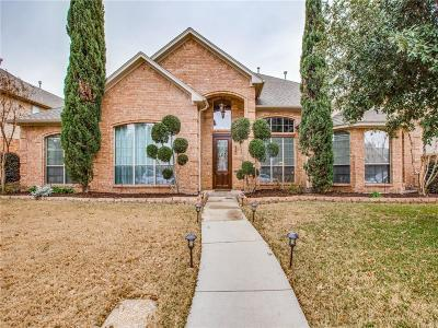 Carrollton Single Family Home For Sale: 2304 Miller Court