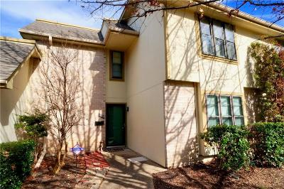 Townhouse Active Option Contract: 13909 Brookgreen Drive