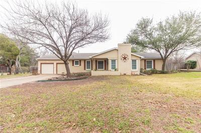 Richland Hills Single Family Home For Sale: 7242 Richlynn Terrace