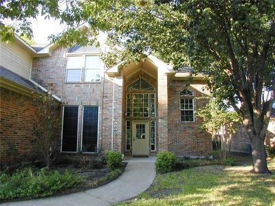 Rockwall Single Family Home For Sale: 5614 Cambria Drive