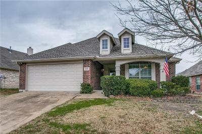 Sachse Single Family Home For Sale: 6515 Lakewood Drive