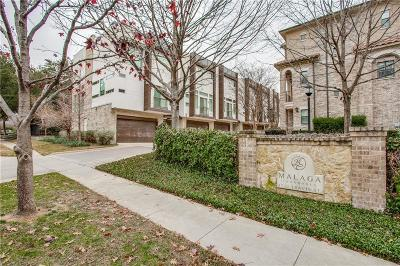 Dallas Condo For Sale: 4230 Travis Street #4