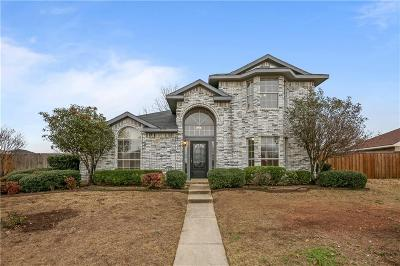 Cedar Hill Single Family Home For Sale: 924 Waterview Drive
