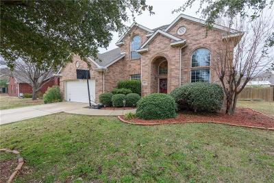 Corinth Single Family Home For Sale: 4003 Windy Meadow Drive