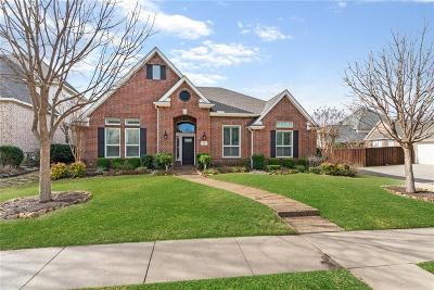 Allen Single Family Home For Sale: 1421 Salado Drive