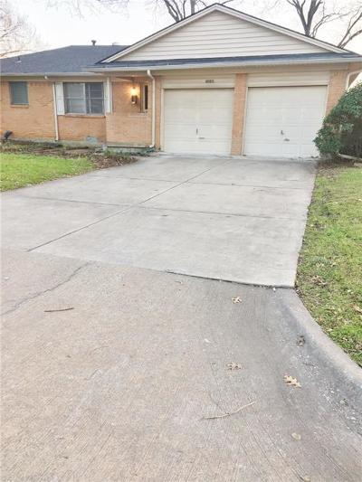 Farmers Branch Single Family Home For Sale: 3048 Oxfordshire Lane