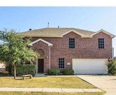 Forney Single Family Home For Sale: 2010 Chisolm Trail