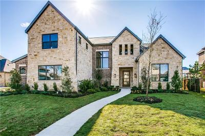 Southlake Single Family Home Active Kick Out: 1013 La Salle Lane