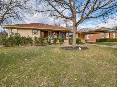 Richland Hills Single Family Home Active Option Contract: 3219 Scruggs Park Drive